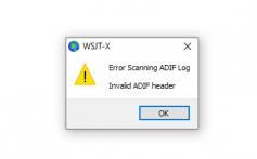 WSJT-X Programında