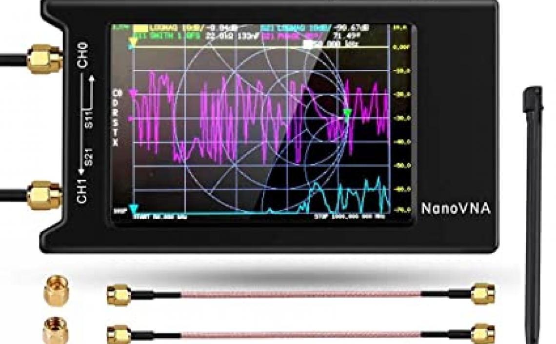 NanoVNA Presentation by David Houser KG5RDF